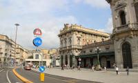 Генуя. Старинный город в Лигурии.